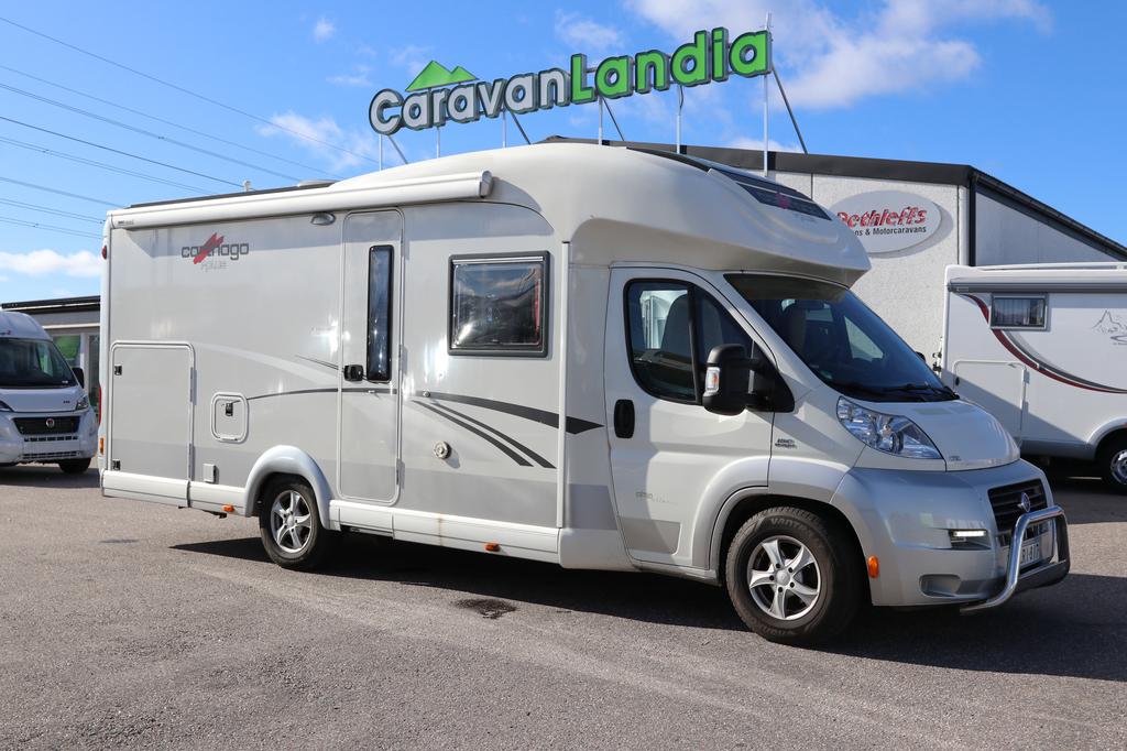 Caravanlandia: Carthago C-LINE  Tplus 4.7H 3.0 JTD 180hv Aut.