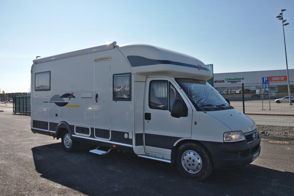 Caravanlandia: Carthago CHIC T47 2.8 JTD ALDE