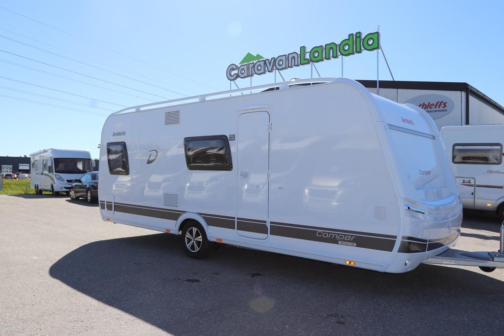 Caravanlandia: Dethleffs Camper 540 QMK ALDE