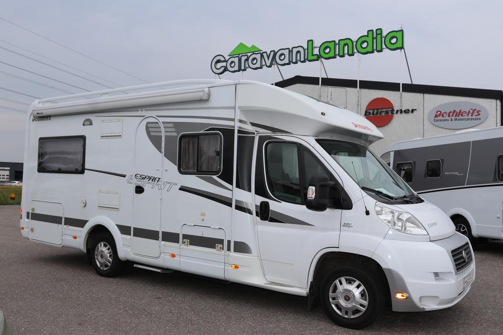 Caravanlandia: Dethleffs Esprit T 6700 2.3 JTD 130hv ***ALDE***