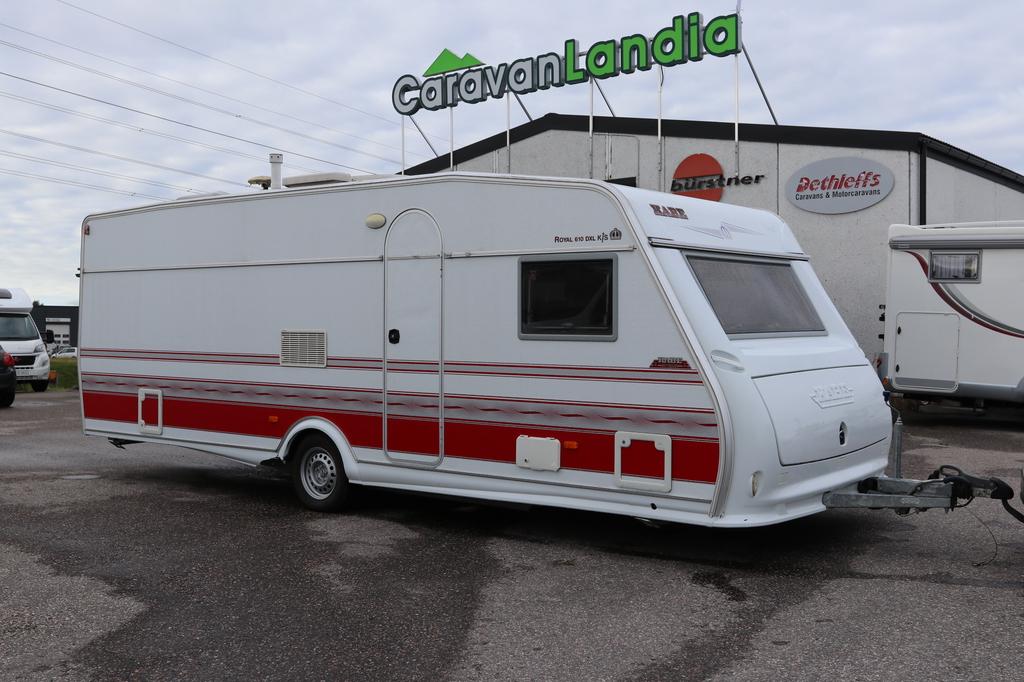 Caravanlandia: Kabe Royal 610 DXL KS