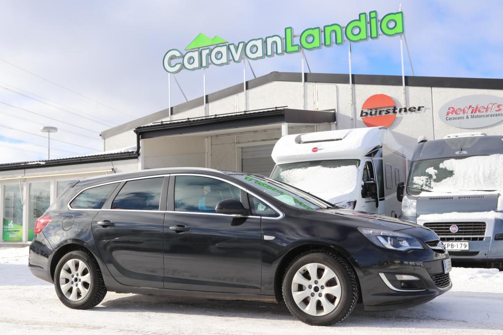 Caravanlandia: Opel Astra Sports Tourer Sport 1, 7 CDTI #tarjous#
