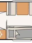 Caravanlandia: Dethleffs Camper 730 FKR ALDE