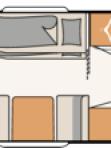 Dethleffs Nomad 730 FKR *TULOSSA*