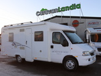 Caravanlandia: Dethleffs T 6501 B 2.3 JTD Elegance