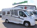 Caravanlandia: Dethleffs Globebus T  2.3 JTD 130 hv **ILMASTOINTI,  VETOKOUKKU,  PYÖRÄTELINE**