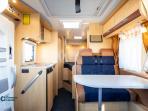 Caravanlandia: Dethleffs Globebus I 002 2.3 JTD 130 hv
