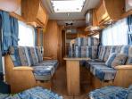 Caravanlandia: Frankia I 7000 413 CDI 130 hv
