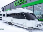 Caravanlandia: Hobby Premium 650 Ukfe  ** ALDE,  KERROSVUOTEET,  U-SOHVARYHMÄ **