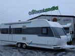 Caravanlandia: Hobby 650 Kmfe De Luxe