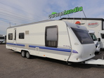 Caravanlandia: Hobby 690 VIP Collection