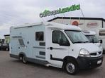 Caravanlandia: KNAUS Sport Ti 600 MG 2.5 Dci