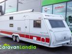 Caravanlandia: Kabe Royal 780 BGXL KS
