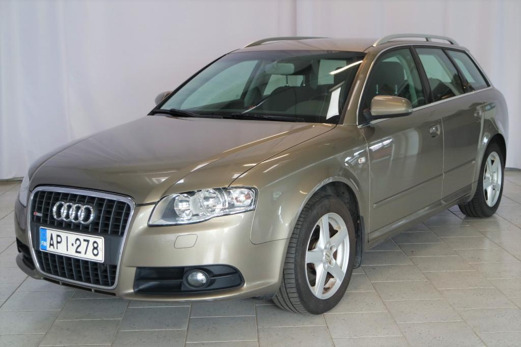 Audi A4 Avant 2, 0 96 kW multitronic-aut.