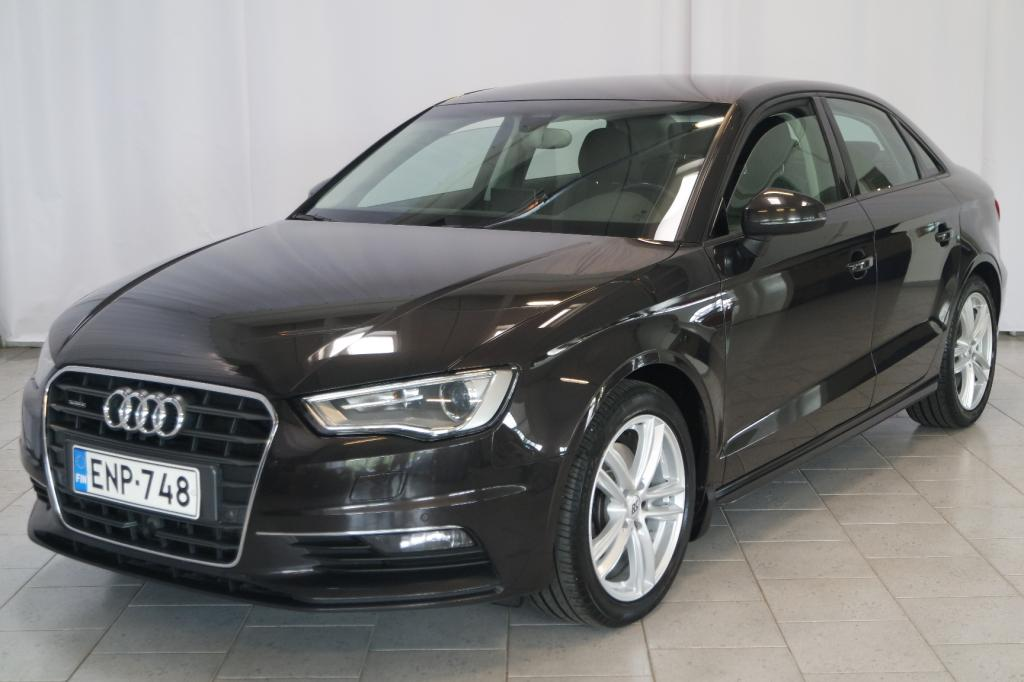 Audi A3 Sedan Land of quattro Edition 1, 8 TFSI 132 kW quattro S tronic