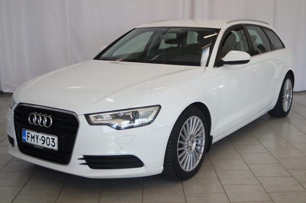Audi A6 Avant 2, 0 TDI 140 kW ultra S tronic