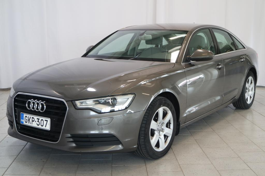 Audi A6 Sedan Business 2, 0 TDI 130 kW multitronic Start-Stop