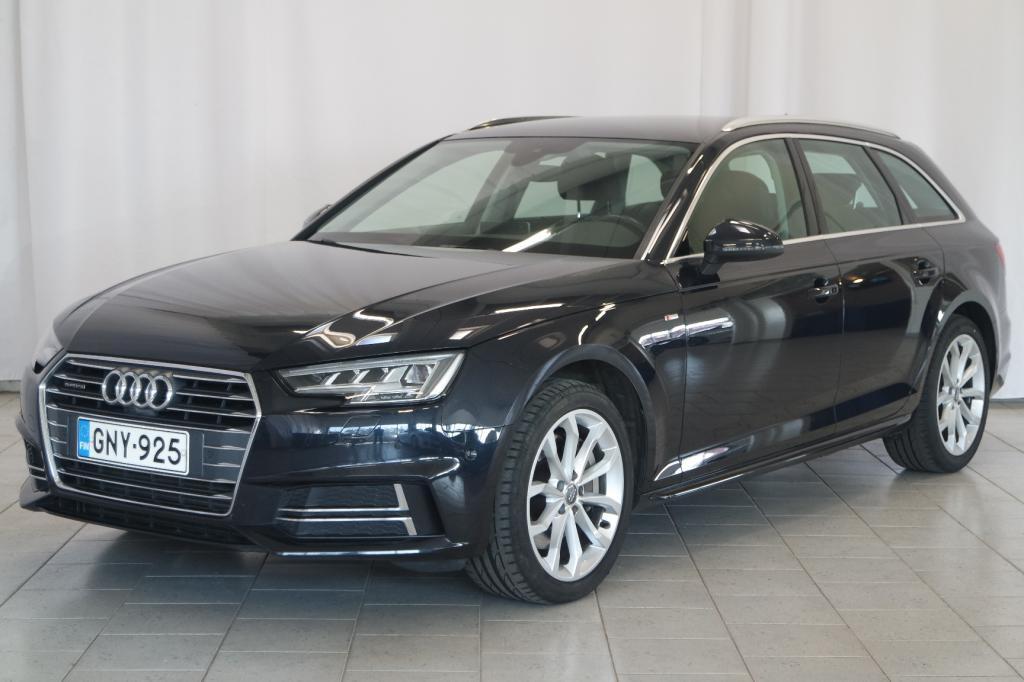 Audi A4 Avant 3, 0 TDI 200 kW quattro tiptronic