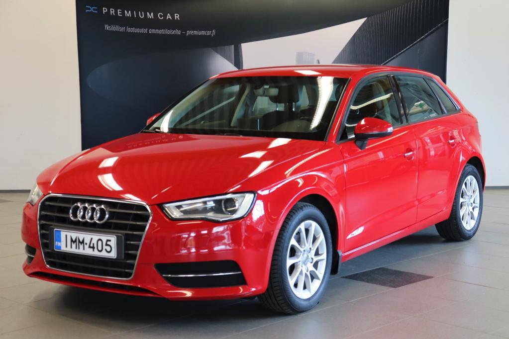 Audi A3 Sportback Business 1, 6 TDI 81 kW S tronic