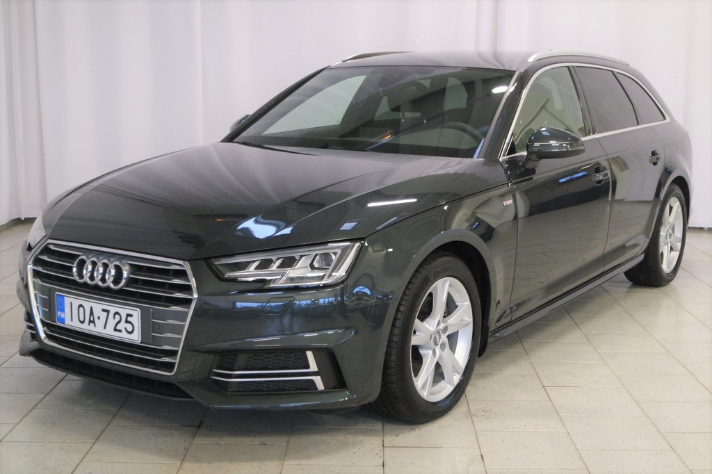 Audi A4 Avant Business Sport Comfort S line Edition 2, 0 TDI 110 kW S tronic