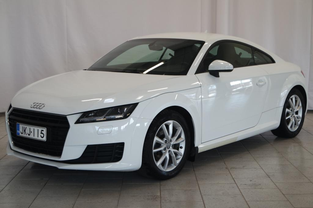 Audi TT Coupé 1, 8 TFSI 132 kW S tronic