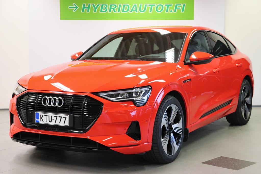 Audi e-tron Sportback Edition Advanced 50 quattro