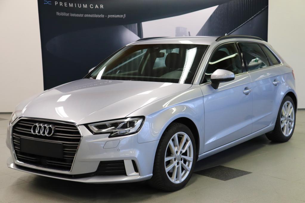 Audi A3 Sportback 1, 4 TFSI COD 110 kW ultra S tronic