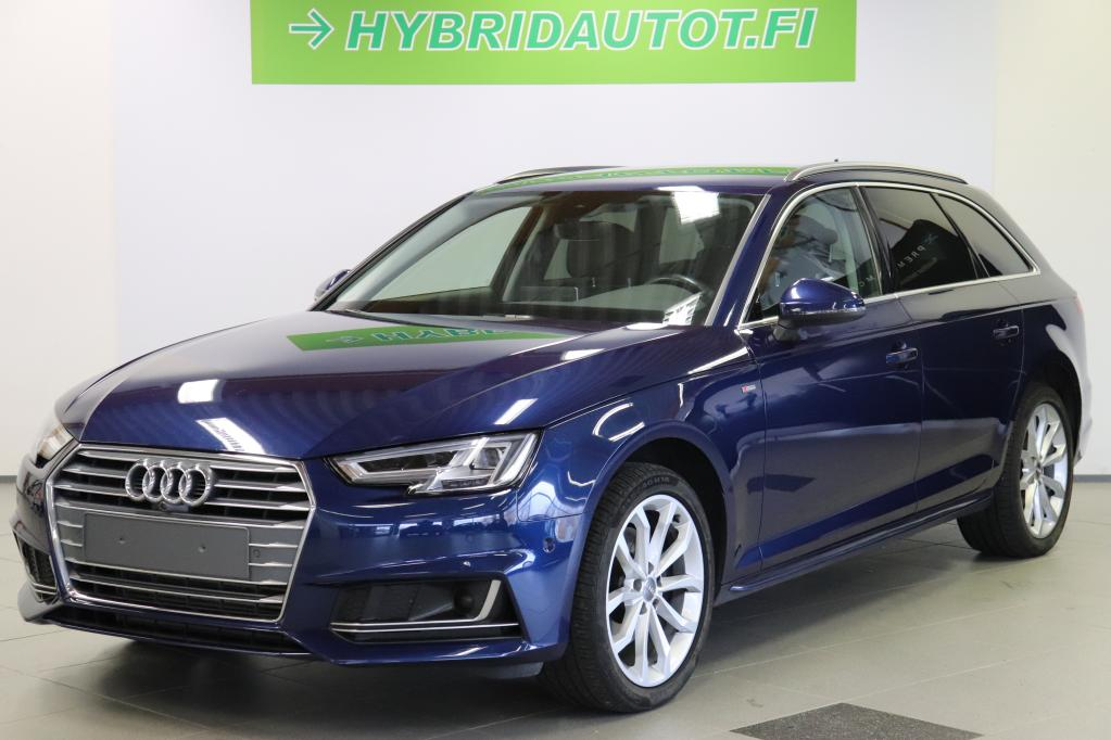 Audi A4 Avant 2, 0 TFSI g-tron 125 kW S tronic