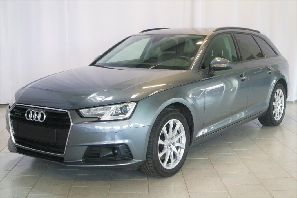 Audi A4 Avant 2, 0 TDI 140 kW quattro S tronic
