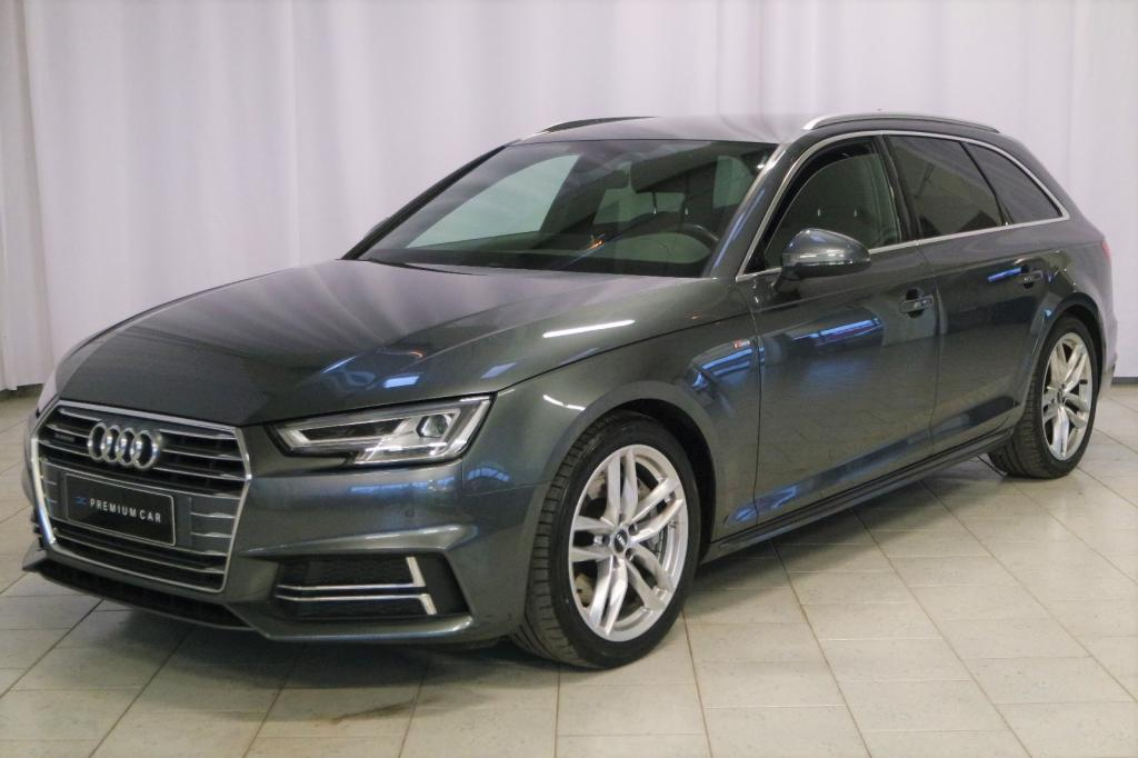 Audi A4 Avant 2, 0 TFSI 185 kW quattro S tronic