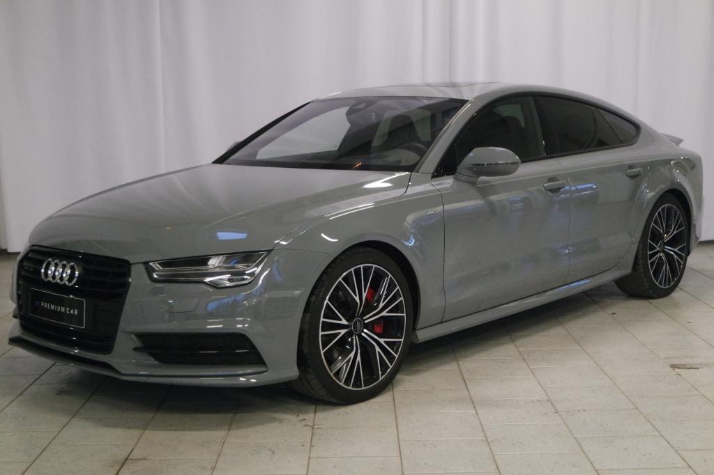 Audi A7 3, 0 V6 Biturbo TDI 240kW quattro tiptronic