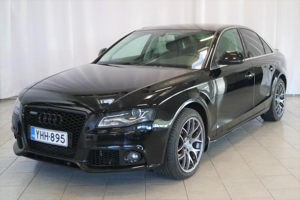 Audi A4 Sedan 2, 0 TFSI quattro S tronic