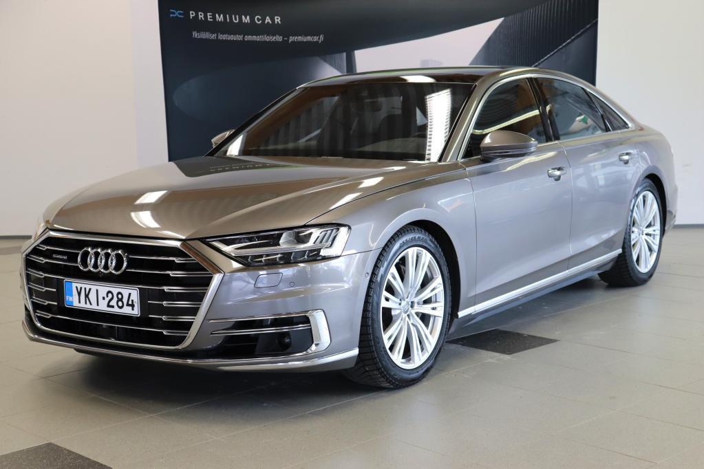 Audi A8 Sedan 50 TDI MHEV quattro tiptronic-aut