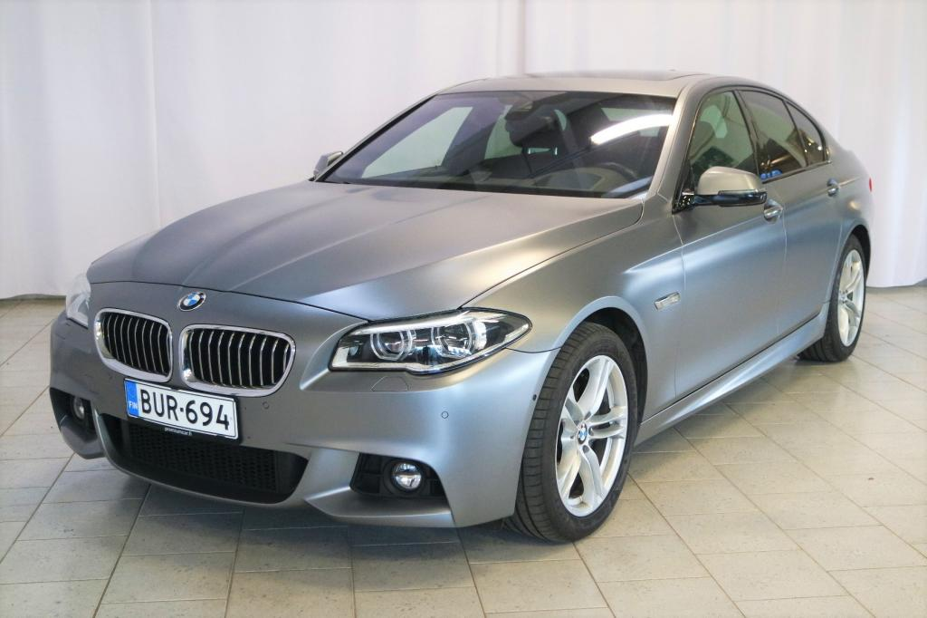 BMW 535 F10 Sedan 535d TwinPower Turbo Sport A xDrive
