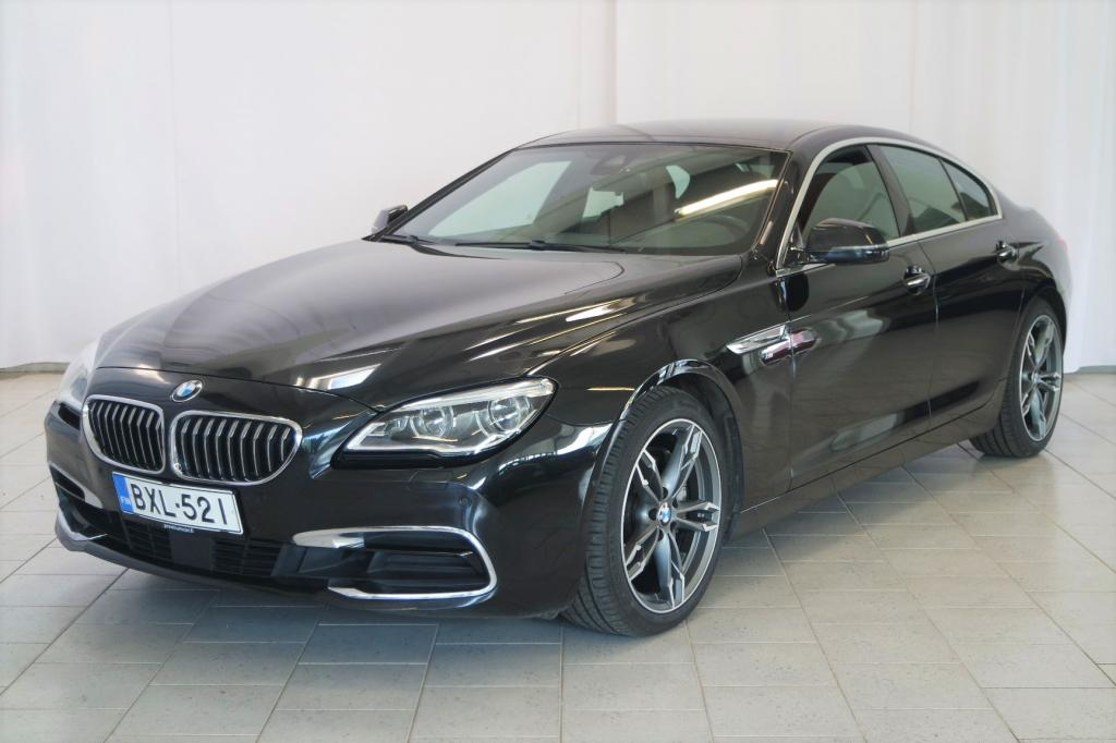 BMW 640 F06 Gran Coupé 640d A xDrive
