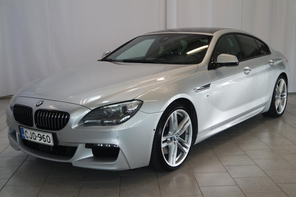 BMW 640 F06 Gran Coupé 640d TwinPower Turbo Sport A xDrive