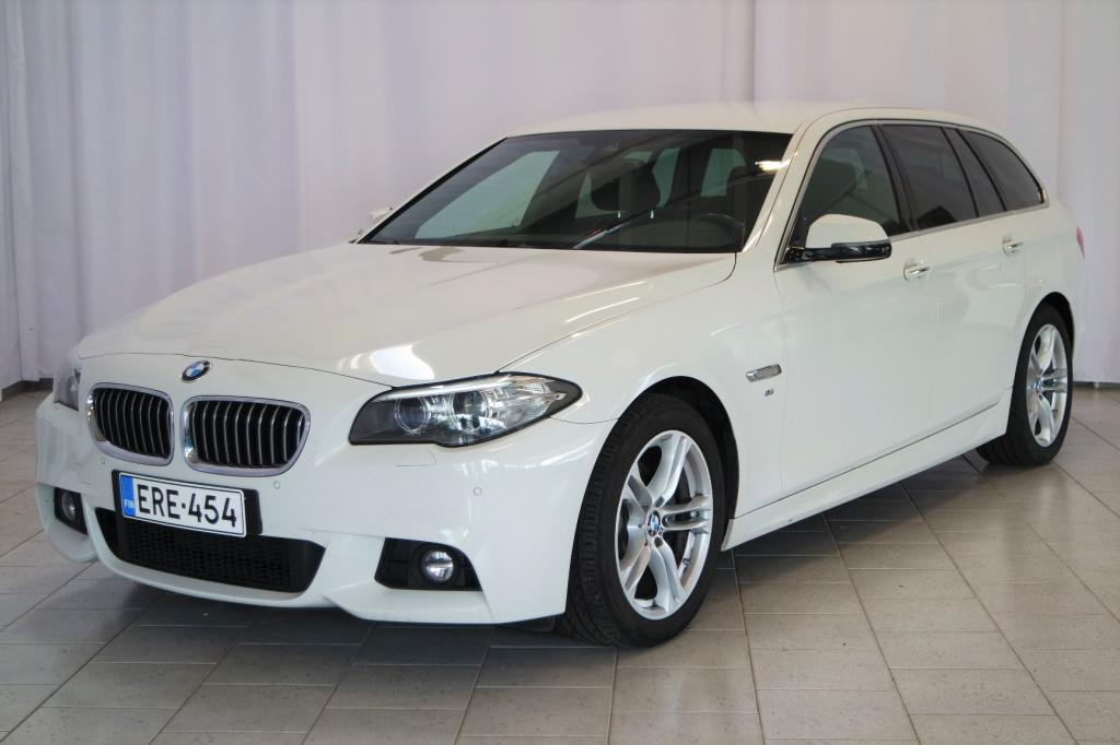 BMW 520 d TwinPower Turbo A xDrive F11 Touring