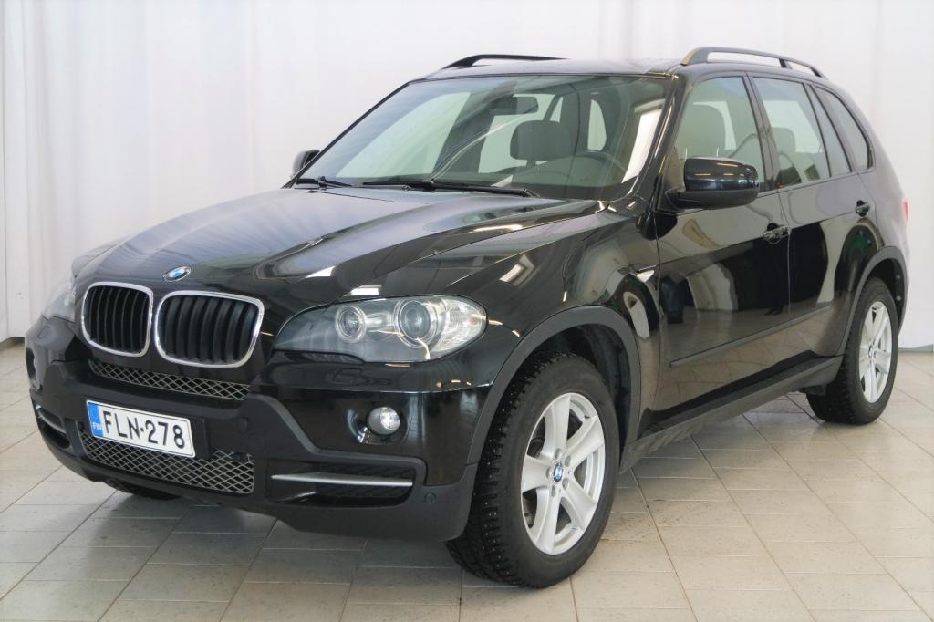 BMW X5 xDrive30d A E70 SAV