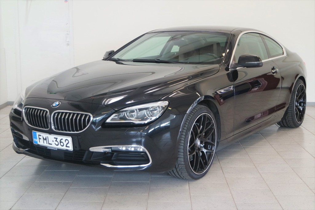 BMW 640 F13 Coupé 640d TwinPower Turbo Sport A xDrive