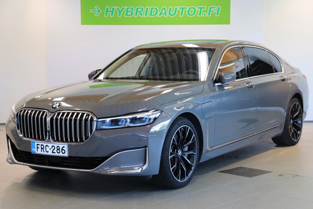 BMW 745 G12 Sedan 745Le A xDrive