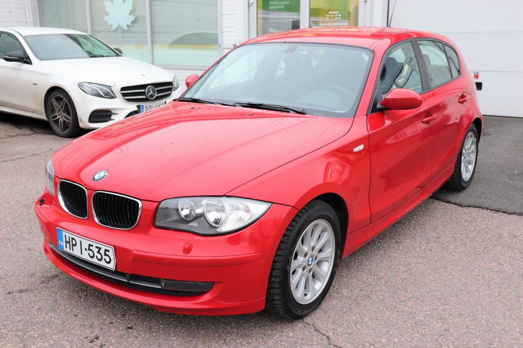 BMW 116 iA E81 Hatchback