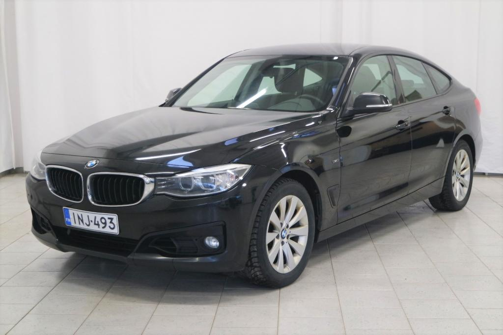 BMW 320 Gran Turismo F34 Gran Turismo 320i TwinPower Turbo A xDrive Athlete Edition