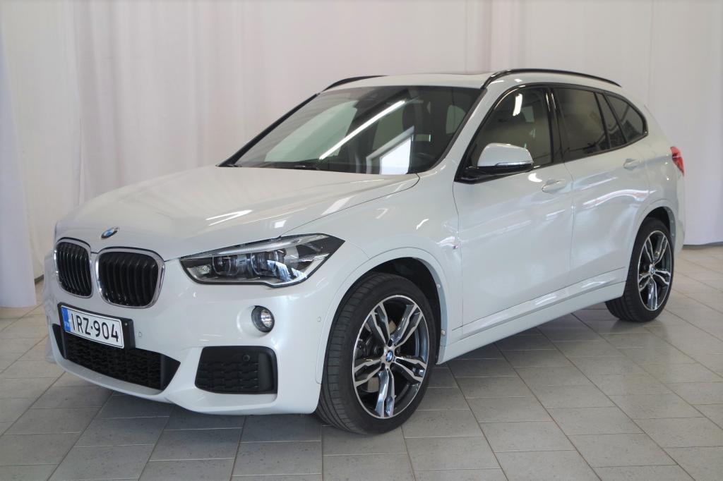 BMW X1 F48 xDrive20d A