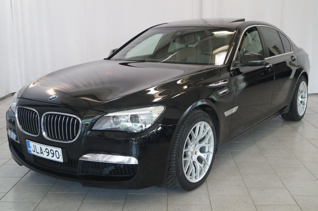 BMW 740 F01 Sedan 740d TwinPower Turbo A xDrive
