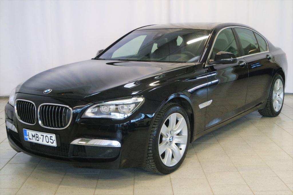 BMW 750 d TwinPower Turbo A xDrive F01