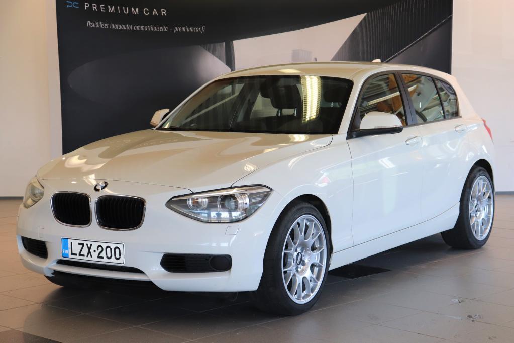 BMW 118 F20 TwinPower Turbo Business
