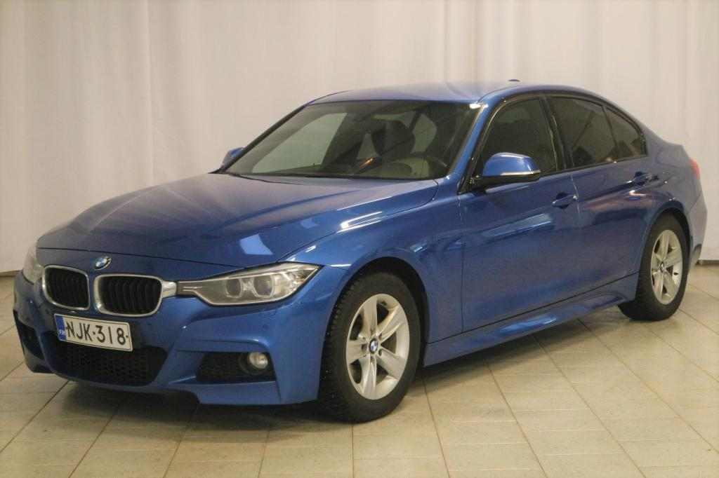 BMW 320 d TwinPower Turbo A F30 Sedan