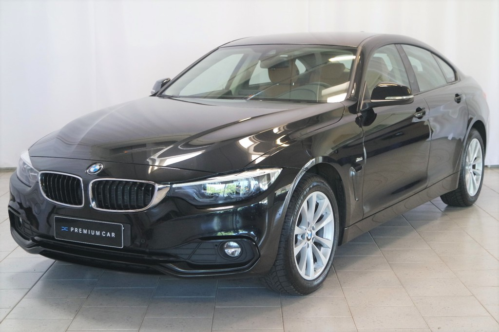 BMW 420 F36 Gran Coupe 420d A xDrive Business