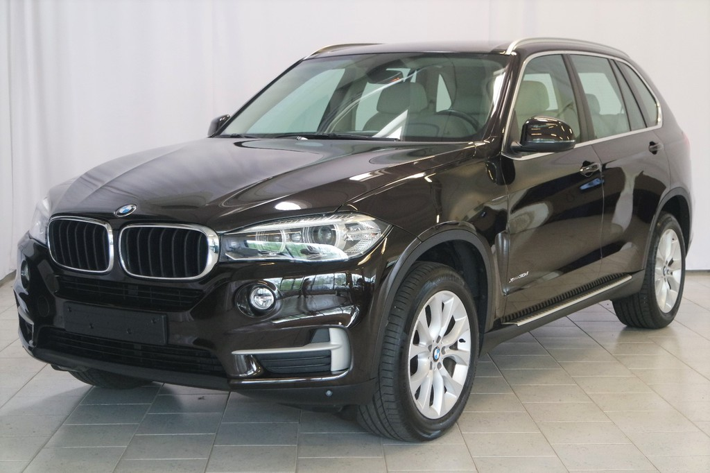 BMW X5 F15 xDrive30d TwinPower Turbo A