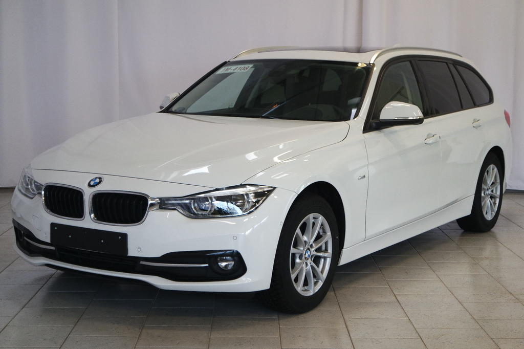 BMW 320 F31 Touring 320d A xDrive Business